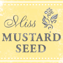 Miss Mustard Seed's Creative Blog
