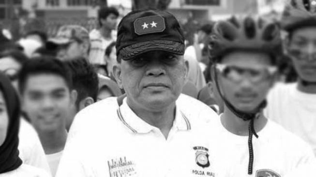 Innalillahi, Eks Kapolda Riau Widodo Eko Prihastopo Meninggal Dunia