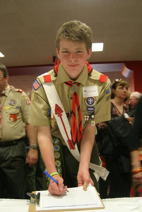Eagle Scout Dinner