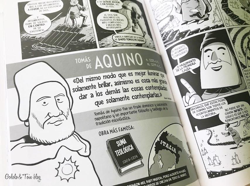 Filosofía en viñetas Debolsillo