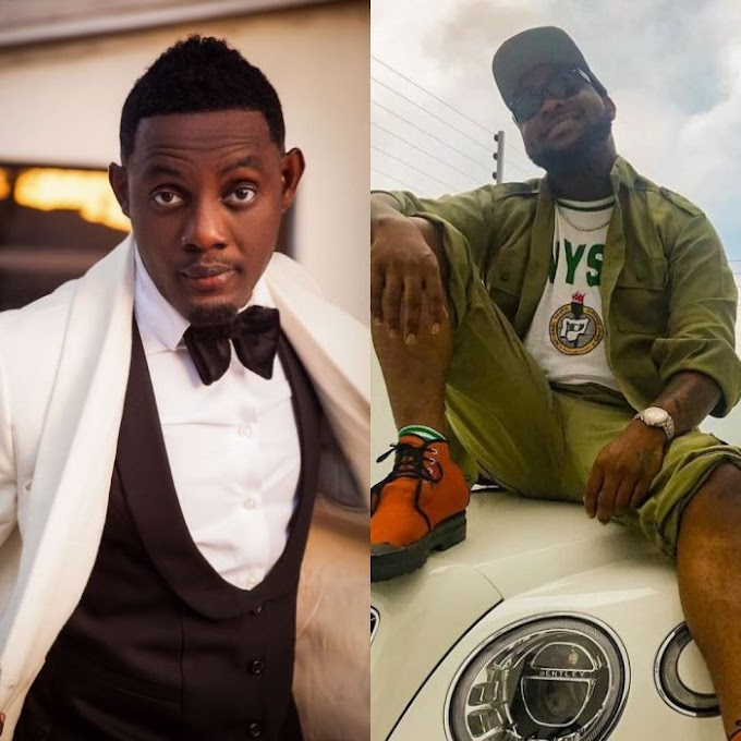 Exceptional!!! Comedian AY Reacts To Fans Mobbing Davido At NYSC Orientation Camp (Read What He Wrote)