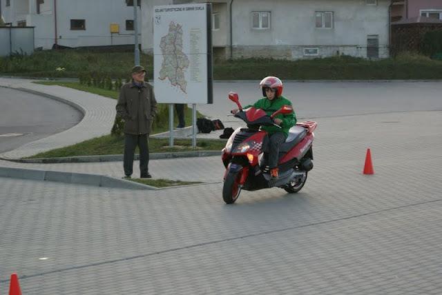 Karta motorowerowa Egzamin praktyczny - DSC01371_1.JPG