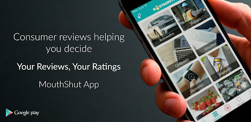 MouthShut - Reviews Free app (apk) free download for Android/PC/Windows screenshot
