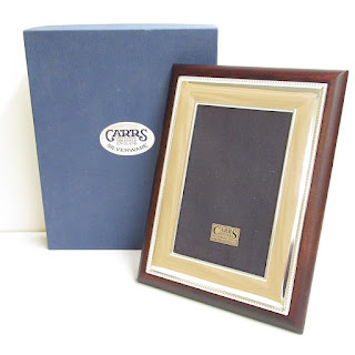 Sterling Silver NEW Carr's Frame