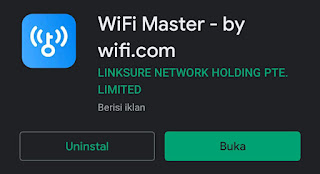 cara jebol wifi di android