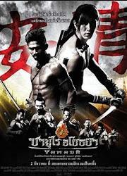 The Samurai of Ayothaya - Võ sĩ đạo thái 2010