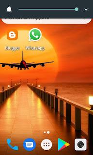 приложение для Блоггер