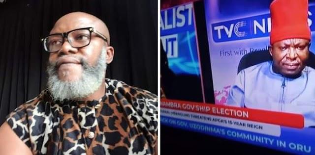 """Umeh Fall Back To Base, Ndi Anambra Have Spoken""- Dr Harris Chuma-Odili ~Omonaijablog"