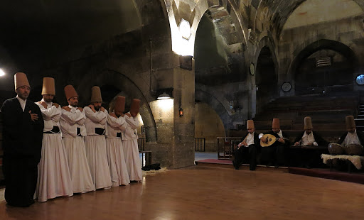 Whirling Dervish Dancers