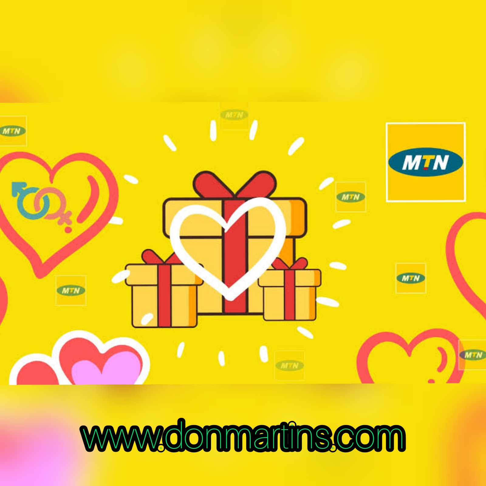 gift from mtn