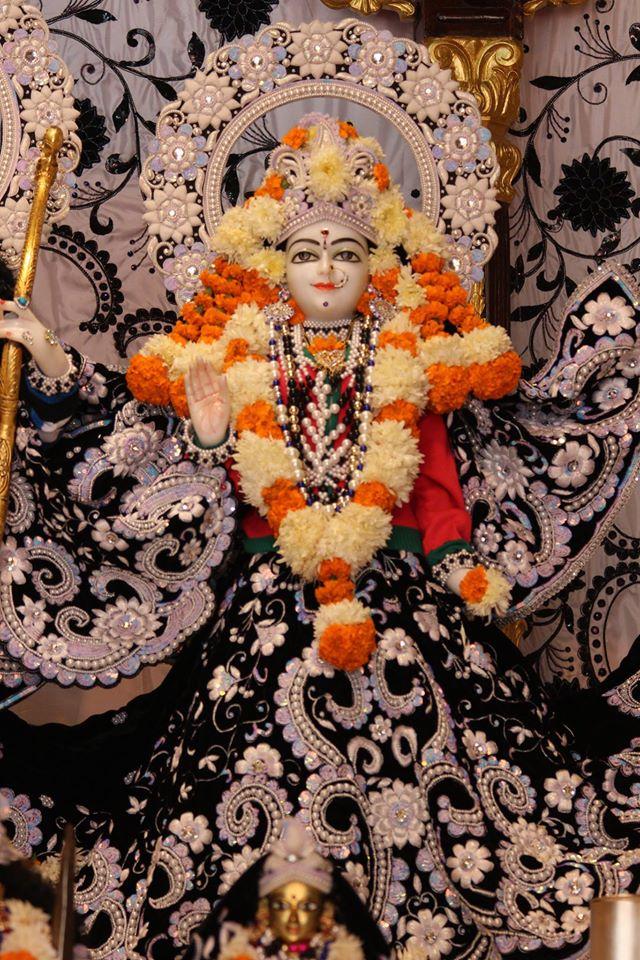 ISKCON Kanpur Deity Darshan 19 Dec 2015 (10)
