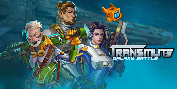Transmute: Galaxy Battle v1.0.91 + Mod – arcade and exciting deformation game for Android 5