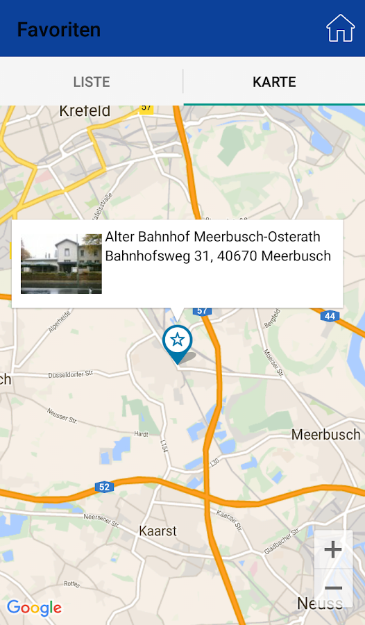Meerbusch- screenshot