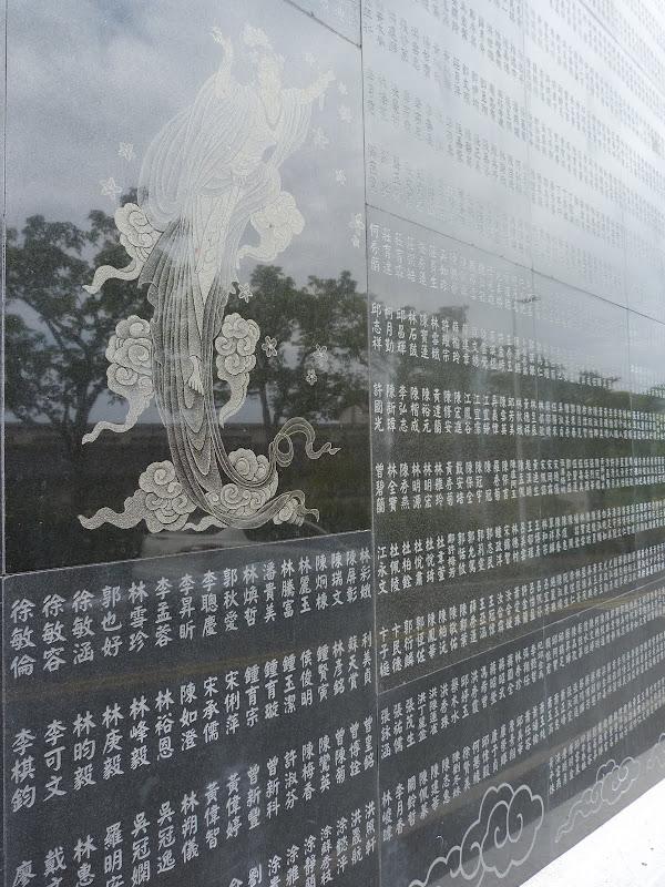 liste des bienfaiteurs de cette université bouddhiste