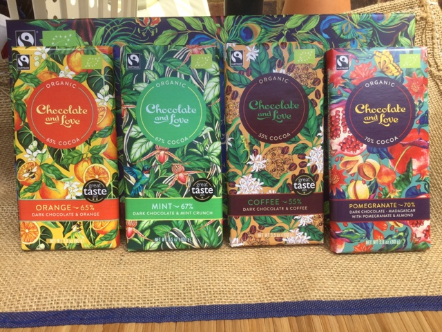 Giveaway Chocolate And Love Kitchen Talk And Travels