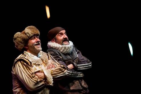 Rinconete y Cortadillo, en los Teatros del Canal
