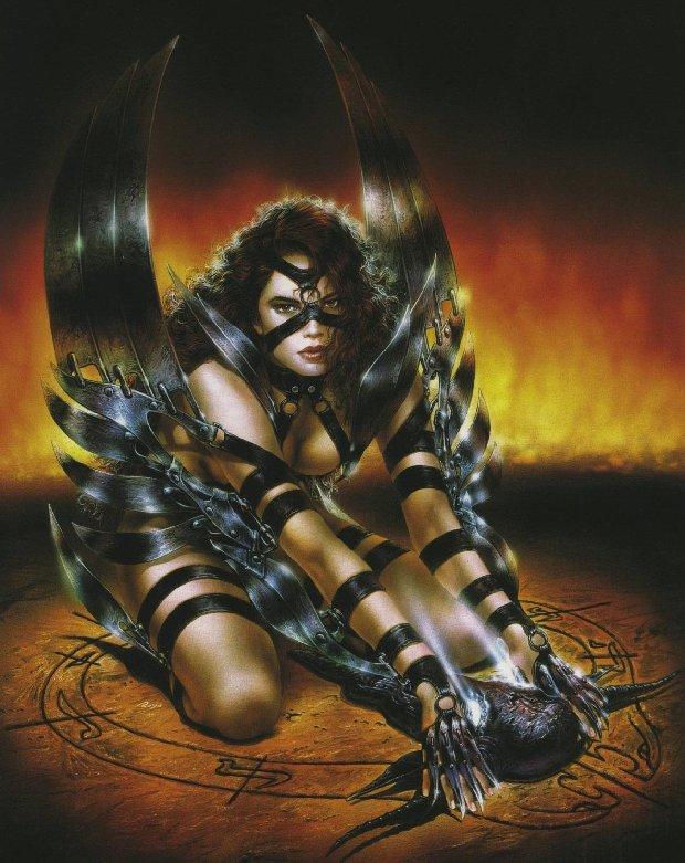 Celestial Murderer Of Nature, Magick Warriors 2
