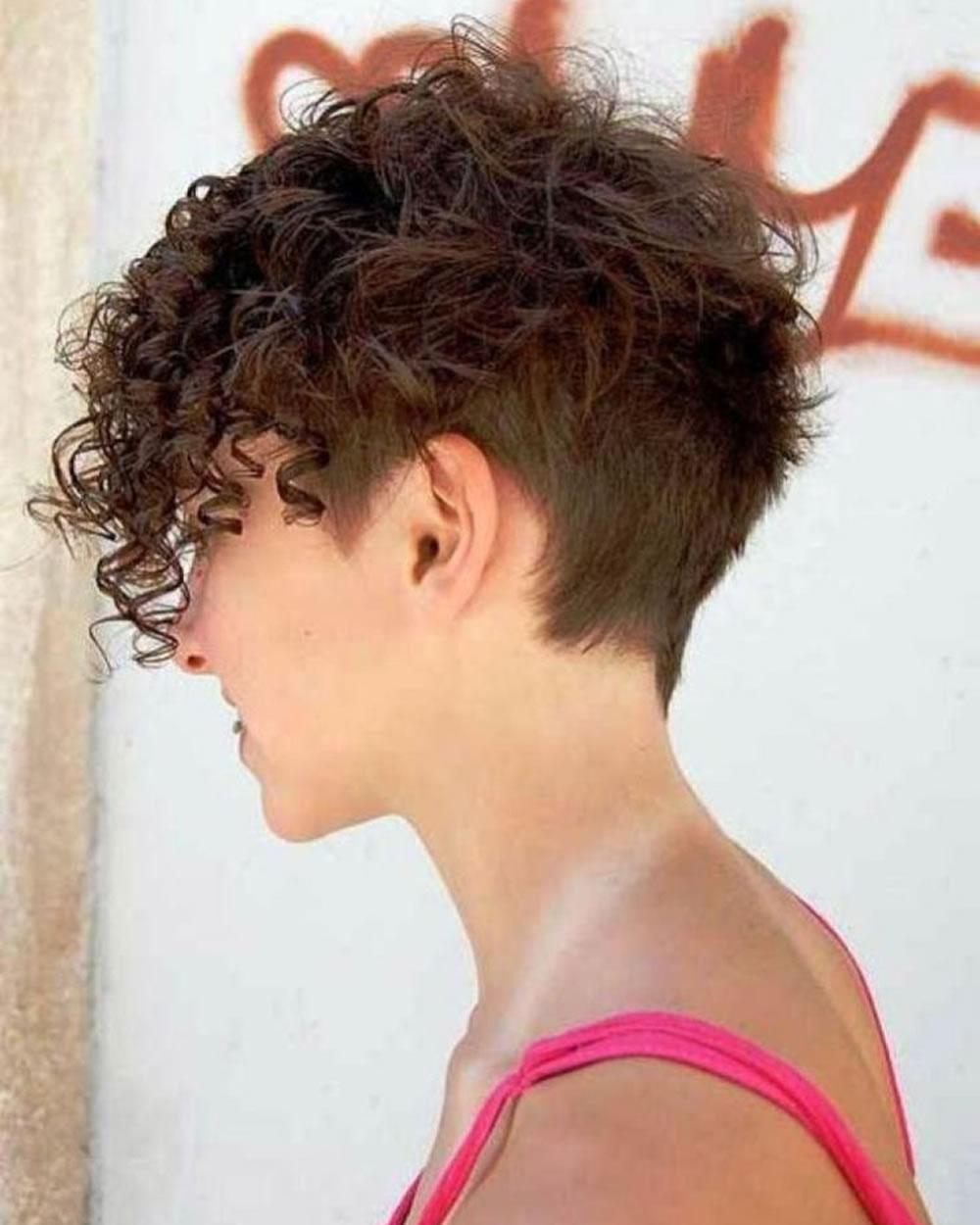 Undercut Hair Design for Women - Undercut Hairstyles 2018 2