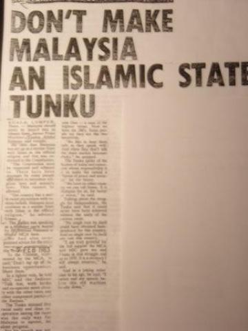 DAKWAH DAN GERAKAN ISLAM DI MALAYSIA BERJAYA: ALIRAN SEKULAR MELAYU TIDAK BERANI SANGGAH HUKUM ISLAM SECARA TERBUKA
