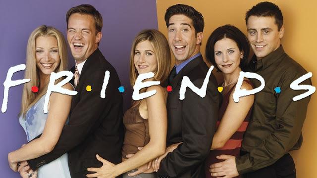 Todos os episódios de Friends online grátis dublado e legendado