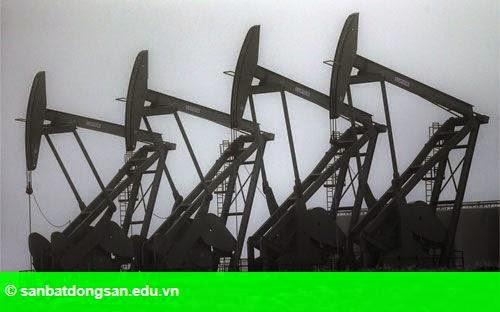 Hình 1: Giá dầu quay đầu giảm mạnh