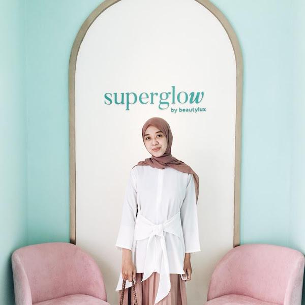 Pengalaman Treatment di Superglow by Beautylux, Klinik Kecantikan dengan Konsep Unik di Jogja