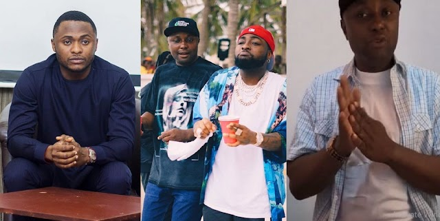 'People want your position' - Ubi Franklin tells Isreal DMW, shares voice note urging him not to beg Davido on his behalf [Video]