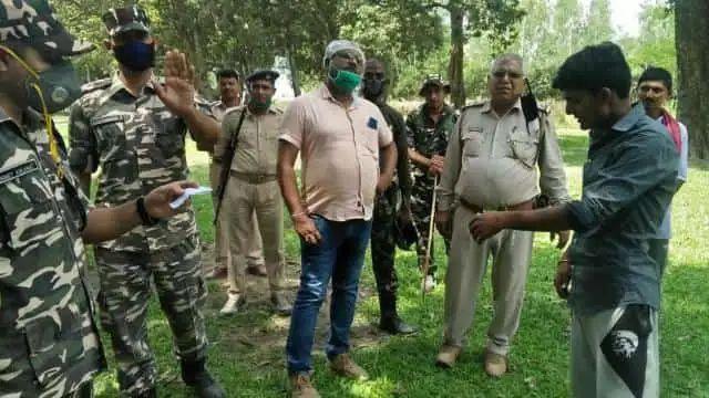 viral update : बिहार: भारत-नेपाल सीमा पर नेपाली पुलिस ने पांच भारतीय को मारी गोली, एक की मौत देखे ख़बर