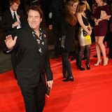 WWW.ENTSIMAGES.COM -    Jonathan Ross    at      The Hunger Games - Mockingjay - part 1 - UK film premiere at Odeon Leicester Square, London November 10th 2014Premiere of latest film in the Hunger Games franchise, which this time sees Katniss lead a rebellion against the tyrannical and corrupt Capitol.                                              Photo Mobis Photos/OIC 0203 174 1069