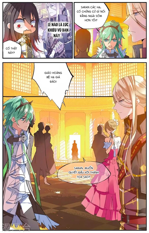 Nữ Nhân Dũng Cảm chap 62 - Trang 5