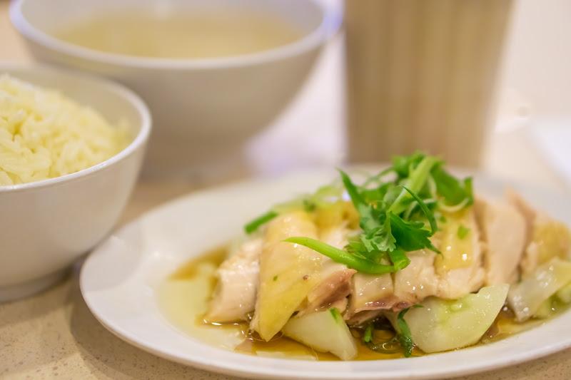 Kuala Lumpur Chinatown NAM HEONG Hainanese Chicken Rice