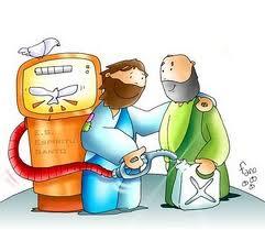Envia a los apostoles