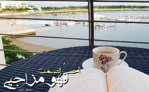 I love silence simply because it is my mood (أحب الصمت)