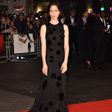 OIC - ENTSIMAGES.COM - Katherine Waterston at the  59th BFI London Film Festival: Steve Jobs - closing gala London 19th October 2015 Photo Mobis Photos/OIC 0203 174 1069