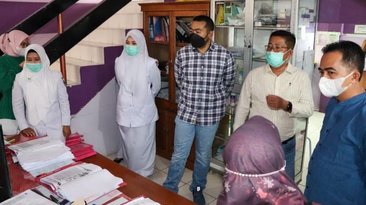 Wagub Audy Joinaldy: Stok Vaksin di Sumbar Kosong
