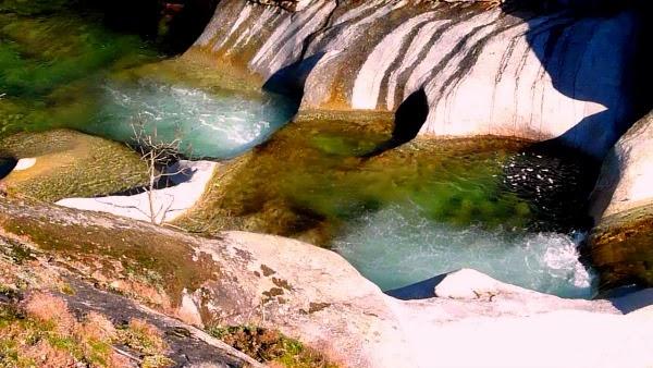 Piscinas naturales en Cáceres