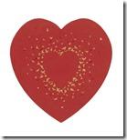 Fortnum and Mason Heart Chocolate Box