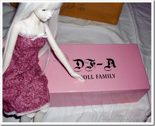 Doll Family-A Bjd unboxing