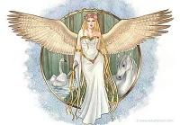 Goddess Samovila Image