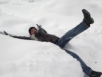 Фоторепортаж с тренинга по ньяса-йоге 12-18 февраля 2012г в Карпатах.726