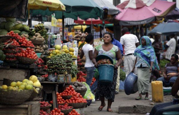 Prices of  food fall in Asaba