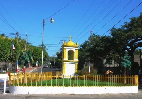 Santiago Nonualco, La Paz, El Salvador