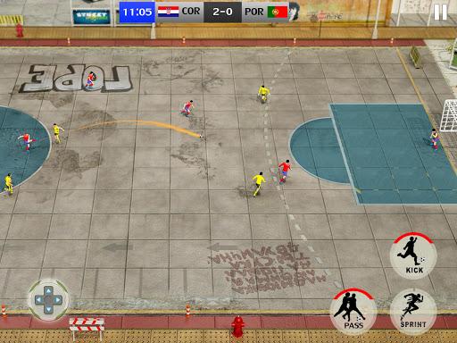 Street Soccer League 2020: Play Live Football Game 2.4 screenshots 10