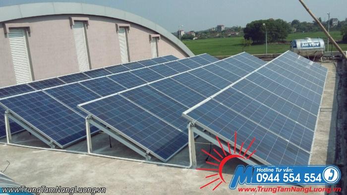 Xây dựng cơ chế hỗ trợ phát triển điện mặt trời