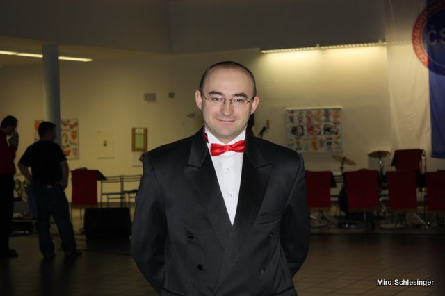 Ples ČSFA 2011, Miro Schlesinger - IMG_1133.JPG