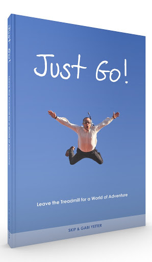 How to Change your Life: Just Go!