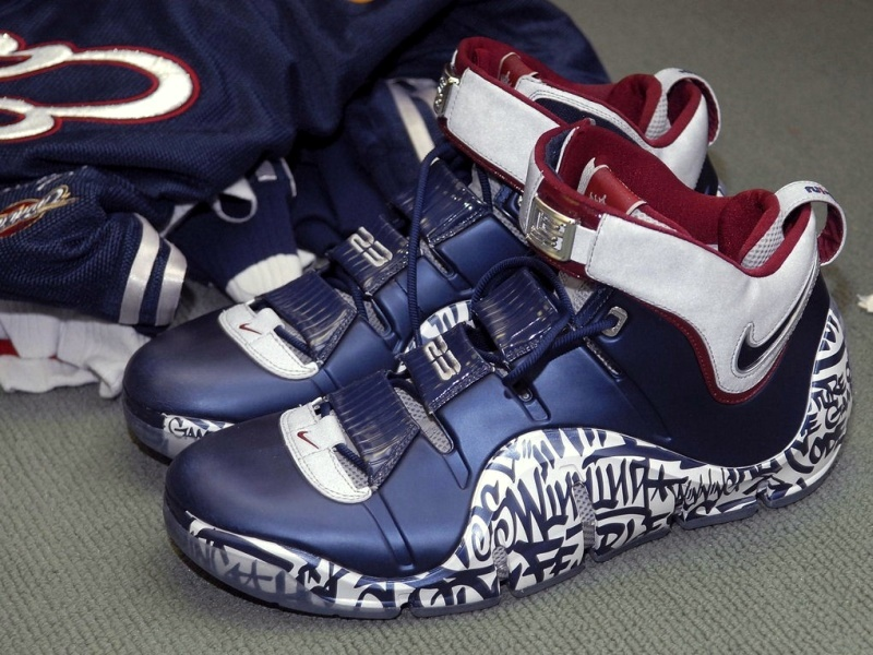 lebron shoes all