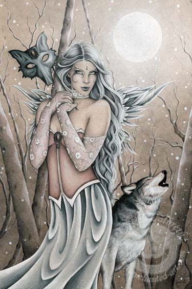 Witch And Wolf, Pretty Witches