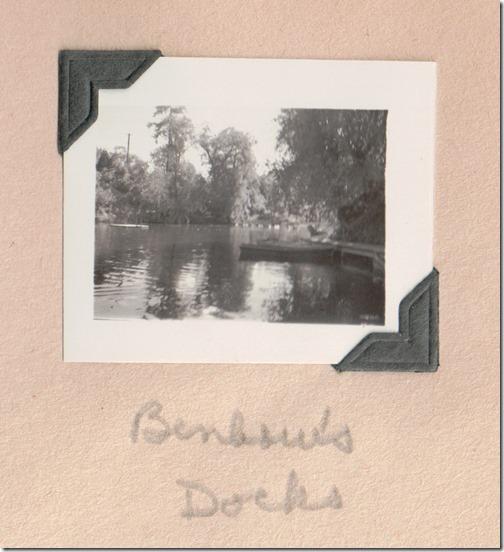 Benbows Docks