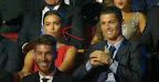 Irina Shayk reage quando Cristiano Ronaldo é provocado na gala de prémios da liga espanhola